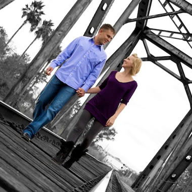 McCann Engagement Pics